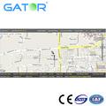 mapas de google gps sistema de seguimiento de vehículos GS102