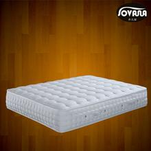 de color blanco del colchón de alto nivel de calidad del colchón