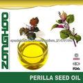 aceite de semilla de perilla para el cuidado de la piel y la cocina