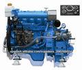 Motor diesel marino de 4 cilindros