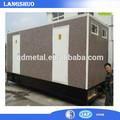 modificado contenedor de baño portátil