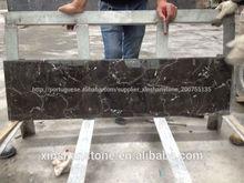 chinês emperador escuro escadas de granito