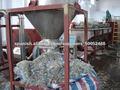 El reciclaje de plástico película de la línea de lavado