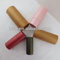 Impresión en color diferentes tubo de cartón, diseño personalizado del cilindro de cartón caja de papel
