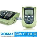domas sm9062 tens electronic estimuladores musculares fisioterapia massagem