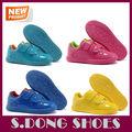 colorido nuevo niños skate zapatos zapatillas de deporte 2014