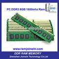 gadget pour ordinateur puces ett ddr3 8gb 1600 mhz ram pour ordinateur de bureau