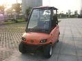 La calle legal del automóvil eléctrico con la aprobación cee dg-lsv2