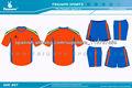 camiseta de fútbol de color
