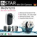 Instar in-dv1215 720p de acción de la leva con 3.0mp snapshot