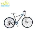 26 pulgadas marco de acero 24 velocidad de bicicleta de montaña de la suspensión delantera bicicleta