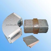 HVAC sistema de conductos de aire ventilaion