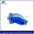 shenzhen raypoo radial del pistón del motor hidráulico