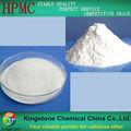 kingstone químico hpmc de calidad superior para masilla de pared