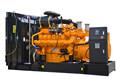 Googol 200kW-2000kW Carbón Gas Generador Arranque eléctrico
