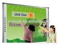 Uso educacional 92 polegadas placa branca/lousa eletrônica/portátil smart board