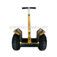 Li-ion de vehículos de dos ruedas de auto equilibrio scooter de carga eléctrica