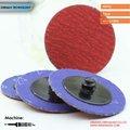 disco de fibra de cambio rápido del disco
