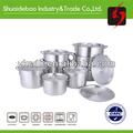 mejor precio antiguo ollas de aluminio