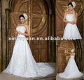 Un- línea de novia vestido de novia de la boda 2013 xyy04-131 vestido