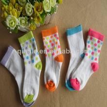 venta al por mayor de bebé de algodón calcetines