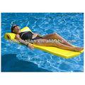 recubiertos de vinilo sumergido piscina equipo de salón de recreación de la natación piscina de espuma flotante