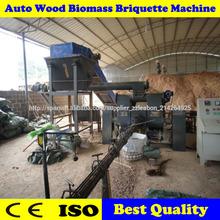 CE certificado Máquina para hacer briquetas de madera