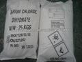De dihidrato de cloruro de bario