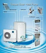 Central de ar condicionado e aquecimento, fonte de ar trindade da bomba de calor