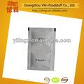 0.3g negro pimienta bolsita para consumo de las aerolíneas con certificados haccp y laiso de fabricación de alimentos