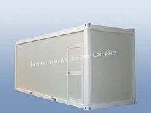 paquete plano casa del envase proveedor en china