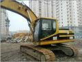 320BL excavadora usada