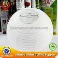 Nueva moda chino/japonés globo de papel para la decoración