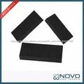 alta qualidade 3k Plain bloco de fibra de carbono