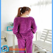 adultos traje de invierno cálido pijama