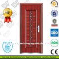 principal de seguridad de acero de la puerta interior de diseño de modelos