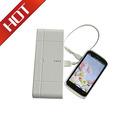Bloco de poder móvel fonte de energia portátil banco de potência dupla usb para o telefone móvel