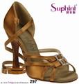 Latinos zapatos de baile de salsa 297