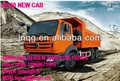 camion de transport de sable