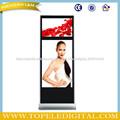 55+ 32 pulgadas doble pantalla de precios kiosco interactivo