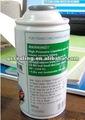 spray de tinta vazias de latas