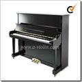 Piano 88 teclas acústica / actualizar modelo negro pulido de piano en silencio(AUP-131)