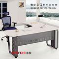 madeira mesa de escritório de design