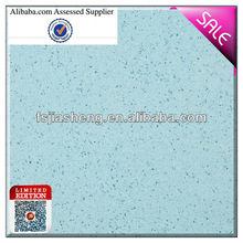 azul brillo espejo de piedra de cuarzo artificial losa de cubierta