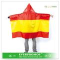 poncho impermeable para la copa del mundo 2014