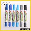 Atacado melhor venda de produtos de natal criança cabelo canetas, giz alegre usado fácil hd-u1007