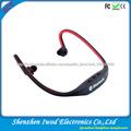 produto de venda quente na china expressar Bluetooth esporte fone de ouvido sem fio para iphone 5s