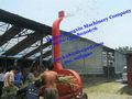 grande capacidade de palha de capim de corte de alimentação e triturador da máquina para a alimentação animal