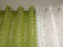 caliente de la moda cortinas de burnout