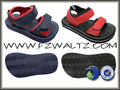 nuevo diseño de eva sandalias de los niños